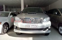 Bán xe Toyota Fortuner G 2014