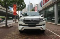 Toyota Land Cruiser VXR 4.6 V 2017