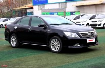 TOYOTA CAMRY G 2.5AT 2013