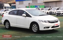 HONDA CIVIC 1.8MT 2012