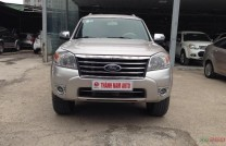 Ford Everest 2.5MT 4x2 2012