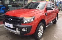 Ford Ranger Wildtrak 3.2AT Cam năm 2014