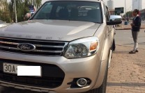 XeFord Everest Limited sản xuất 2014