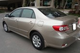 Xe Toyota Corolla altis 1.8G AT 2013